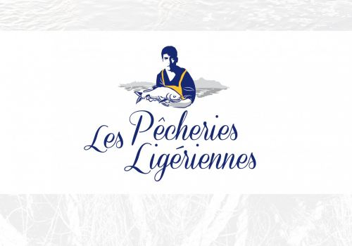 Les Pêcheries ligériennes – identité visuelle