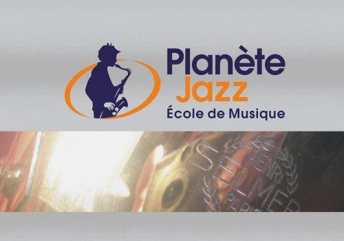 Planète jazz – identité globale