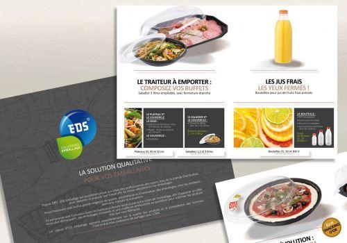 Eds Emballage – Identité globale