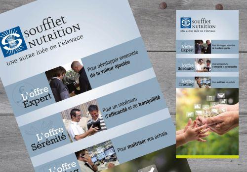 Groupe Soufflet – Soufflet Nutrition – Totem