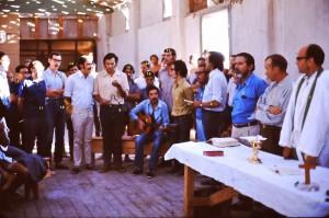 Messe à Chacabuco, 28 janvier 1974