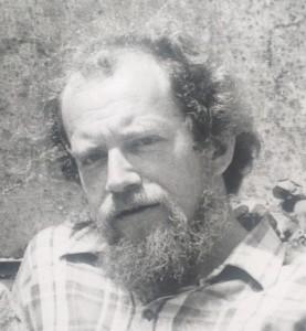 Miguel Herberg, photo prise en Italie vers 1974.