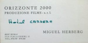 Orizzonte 2000 - Herberg