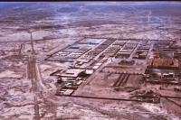 Camp de Chacabuco, vue aérienne – 2