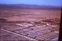Camp de Chacabuco, vue aérienne – 1