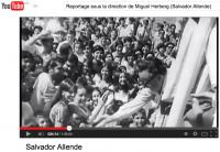 1-Reportage Miguel Herberg (Salvador Allende, Patricio Guzman)