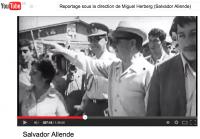 2-Reportage Miguel Herberg (Salvador Allende, Patricio Guzman)