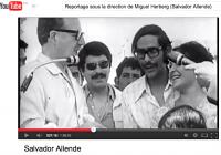 3-Reportage Miguel Herberg (Salvador Allende, Patricio Guzman)