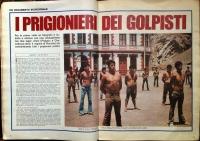 "L'Europeo, ""I prigionieri dei golpisti"" – 1"