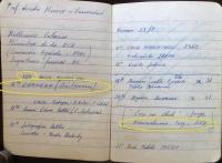 OSSA – SANTA CRUZ – Agenda HERBERG  – 2