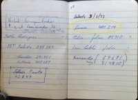 OSSA –SANTA CRUZ – Agenda HERBERG  – 9