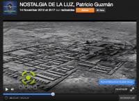 "9-Camp de Chacabuco filmé sous la direction de Miguel Herberg, dans ""Nostalgia de la luz"" de Patricio Guzman."